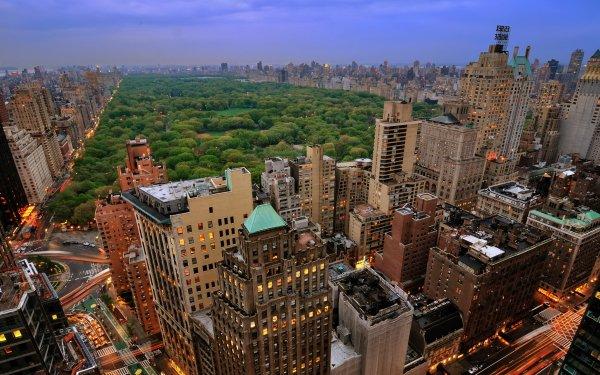 Man Made Central Park New York Manhattan HD Wallpaper   Background Image