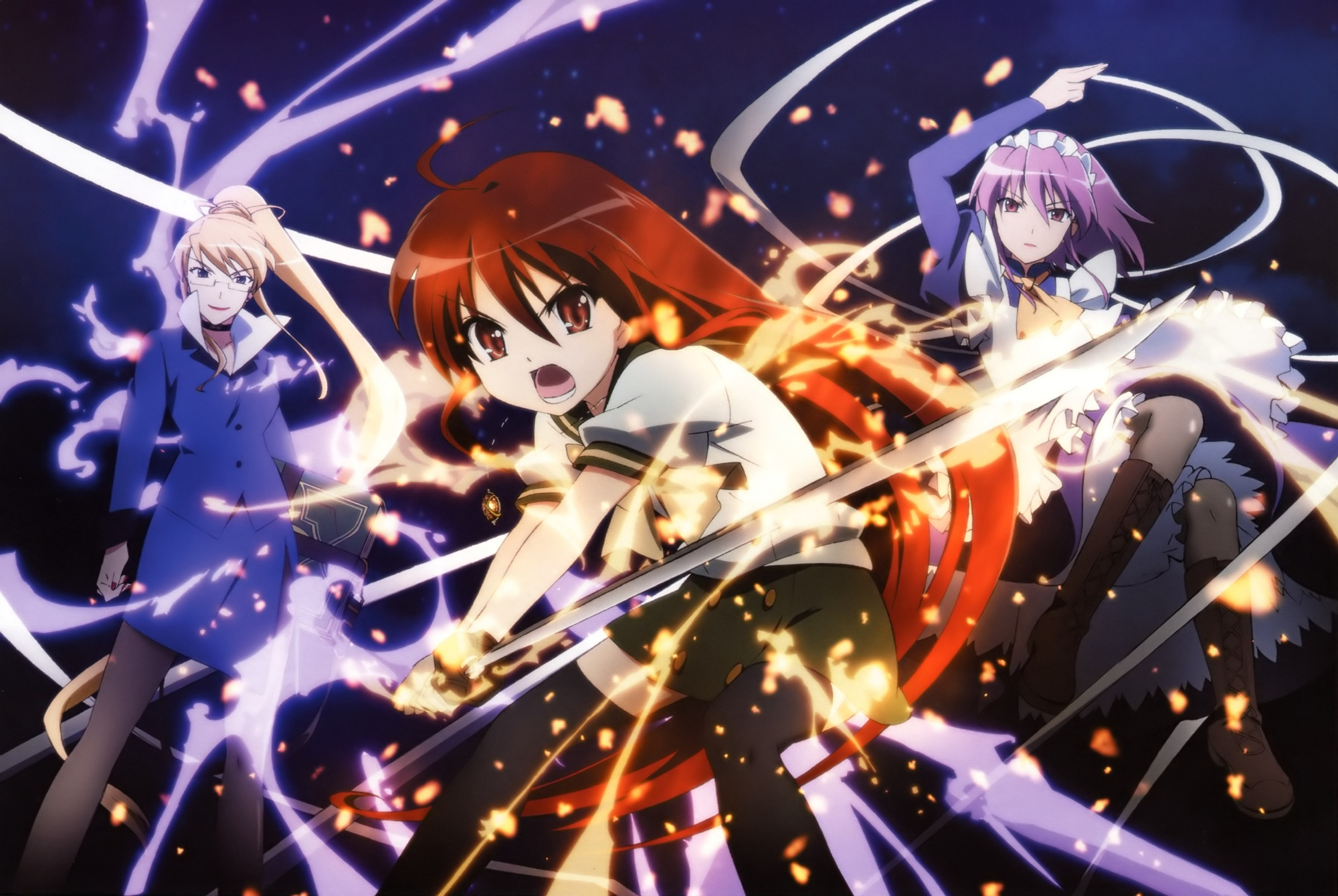 Shakugan No Shana Full HD Wallpaper and Background | 2000x1340 ...