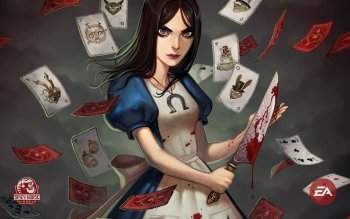 Video Game - Alice Madness Returns Wallpapers and Backgrounds ID : 119840