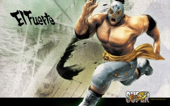 Video Game - Super Street Fighter Iv Wallpapers and Backgrounds ID : 119852
