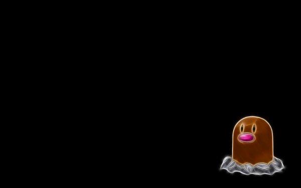 Anime Pokémon Diglett Ground Pokémon Fondo de pantalla HD | Fondo de Escritorio