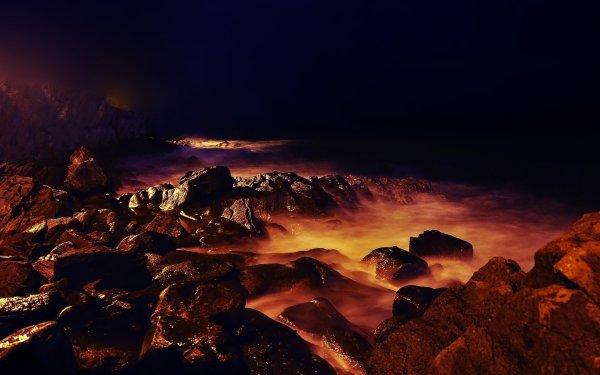 Earth Landscape Beach Coast Island Spain HD Wallpaper | Background Image