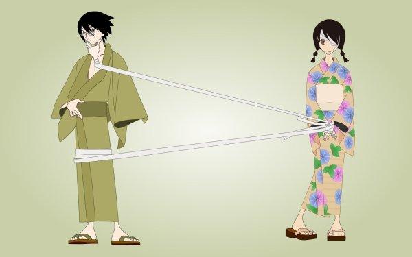 Anime Sayonara, Zetsubou-Sensei Abiru Kobushi Nozomu Itoshiki HD Wallpaper   Background Image