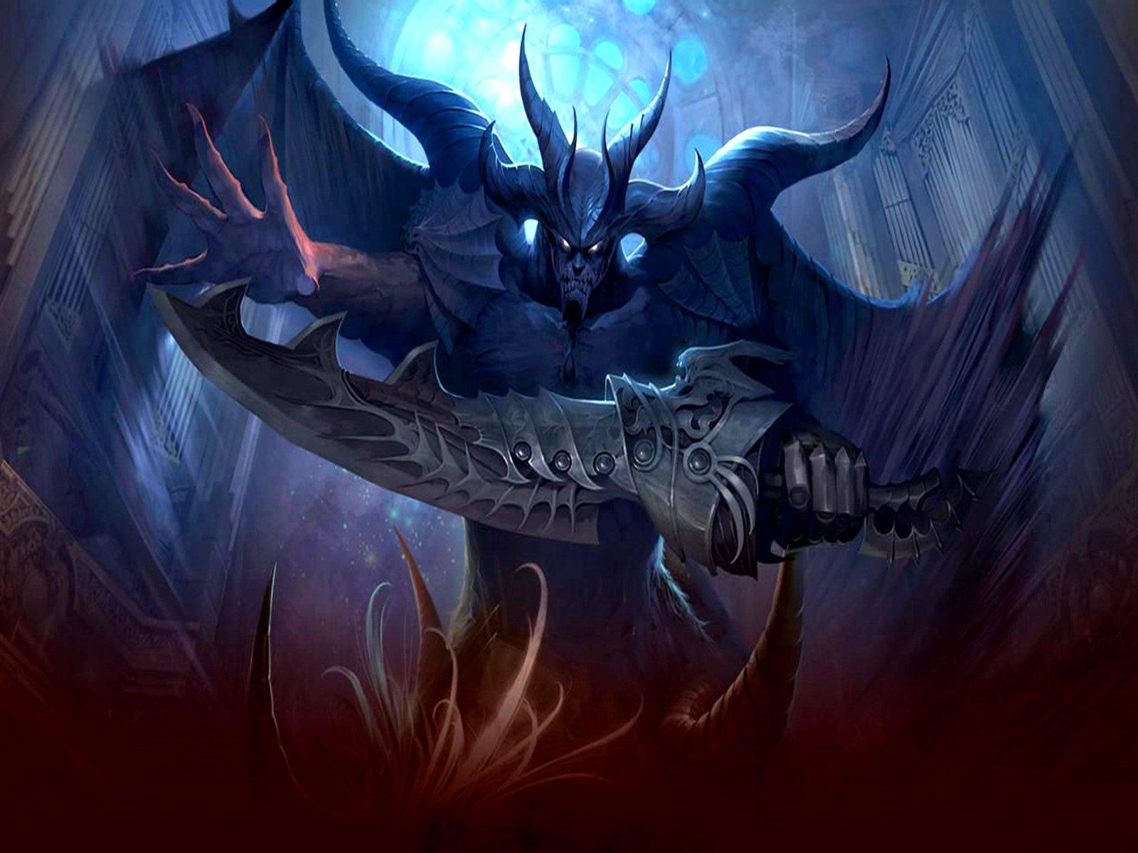 desecration demon wallpaper - photo #3