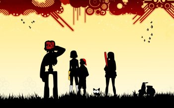Anime - Flcl Wallpapers and Backgrounds ID : 120460
