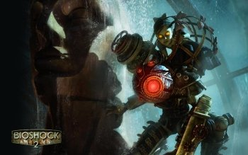 Video Game - Bioshock 2 Wallpapers and Backgrounds ID : 120840