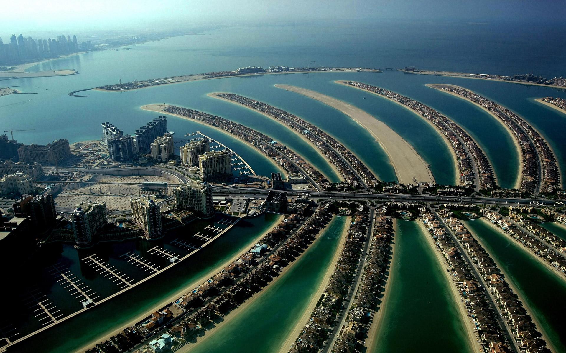 Construction Humaine - Dubai  Fond d'écran