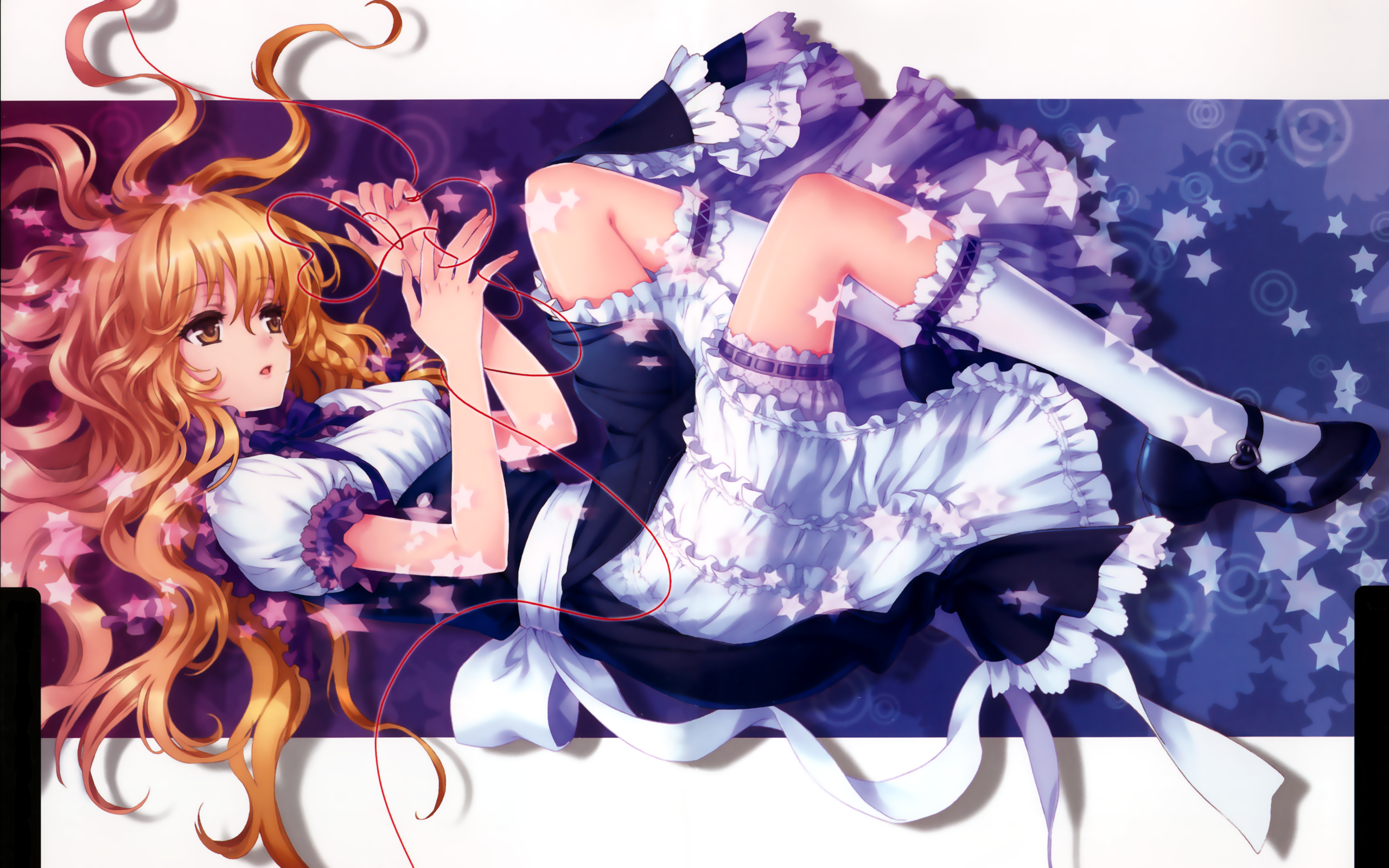Anime - Touhou  Wallpaper