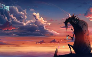 Fantasy - Dragon Wallpapers and Backgrounds ID : 121870