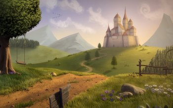 Fantasy - Castello Wallpapers and Backgrounds ID : 122022