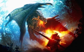 Fantasy - Drachen Wallpapers and Backgrounds ID : 122300