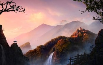 Fantasy - City Wallpapers and Backgrounds ID : 122792