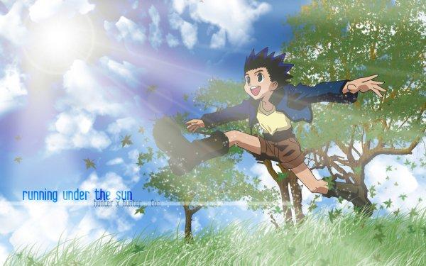 Anime Hunter x Hunter Gon Freecss Fondo de pantalla HD | Fondo de Escritorio