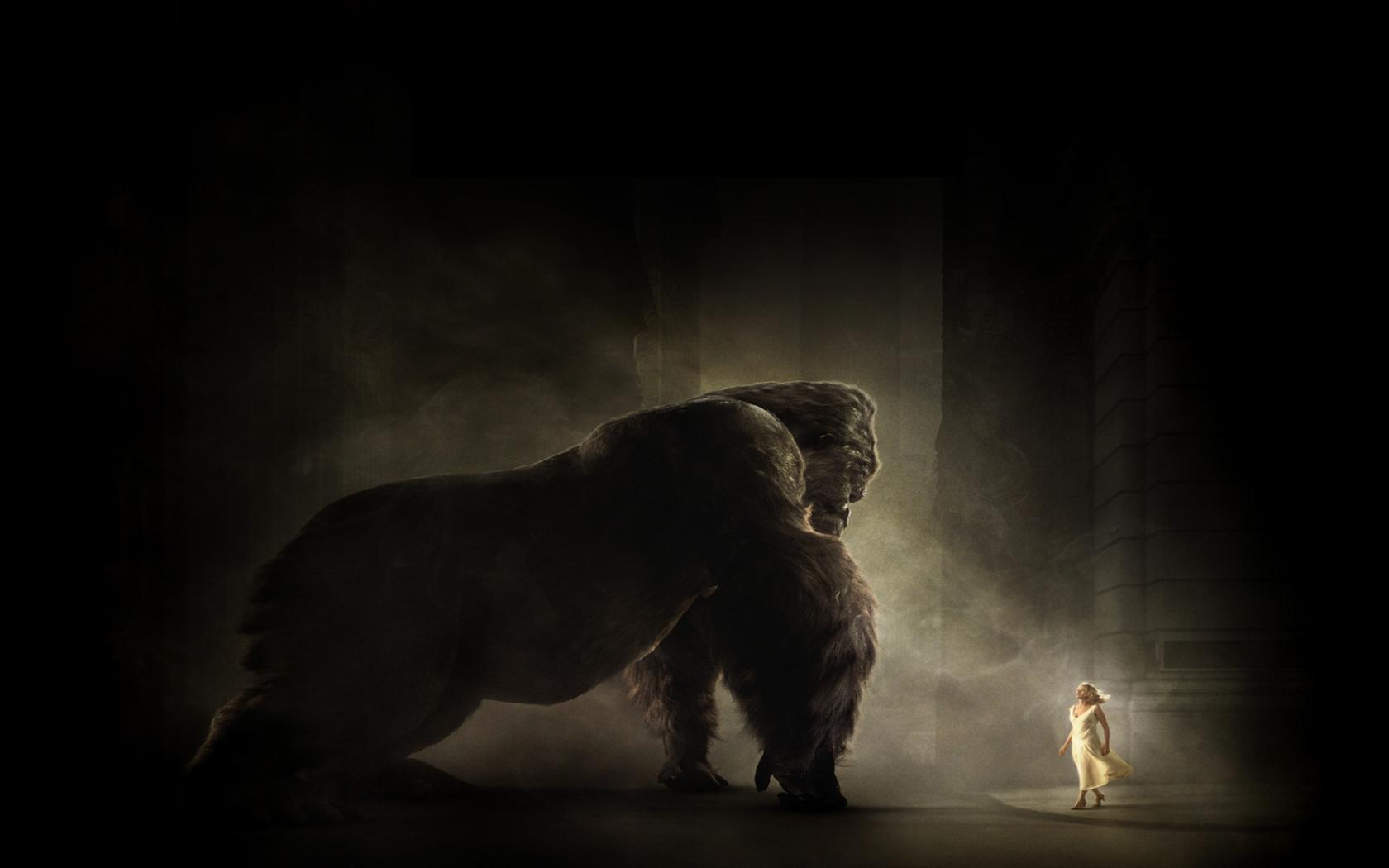 Movie - King Kong (2005)  King Kong Wallpaper