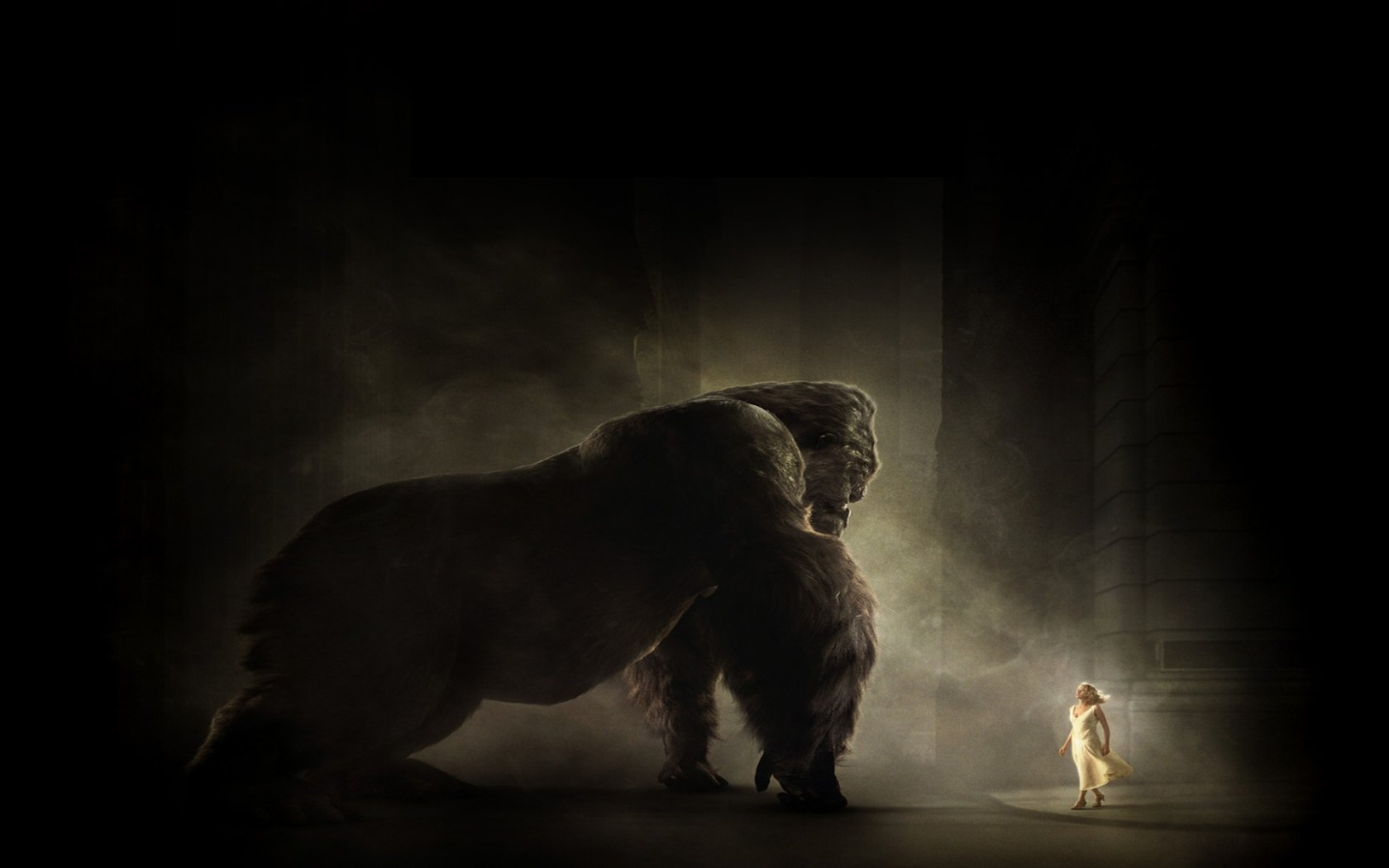 Movie - King Kong (2005)  King Kong Wallpaper