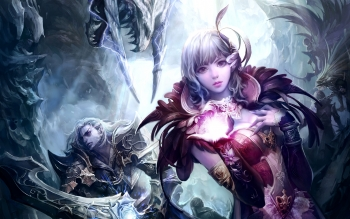 Video Game - Aion Wallpapers and Backgrounds ID : 124520