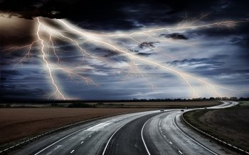 Photography - Lightning Wallpapers and Backgrounds ID : 124750