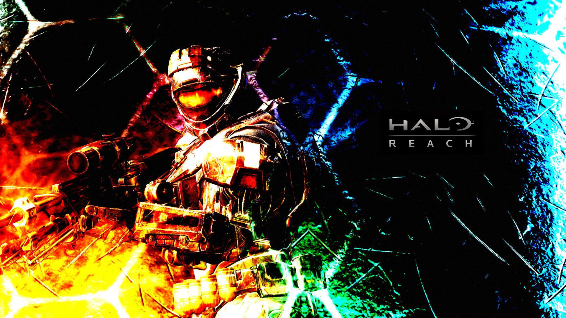 Halo Reach HD Wallpaper