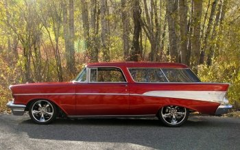 Vehicles - Chevrolet Nomad Wallpapers and Backgrounds ID : 125010