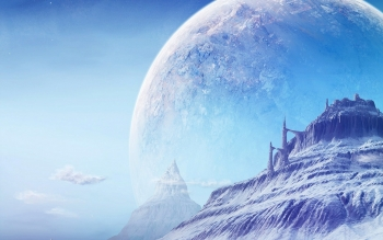 Sciencefiction - Landschap Wallpapers and Backgrounds ID : 125480