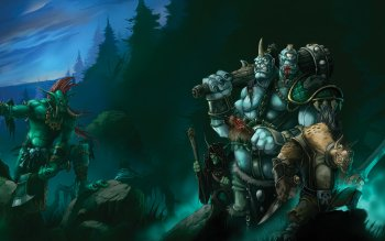 Компьютерная игра - World Of Warcraft Wallpapers and Backgrounds ID : 125860