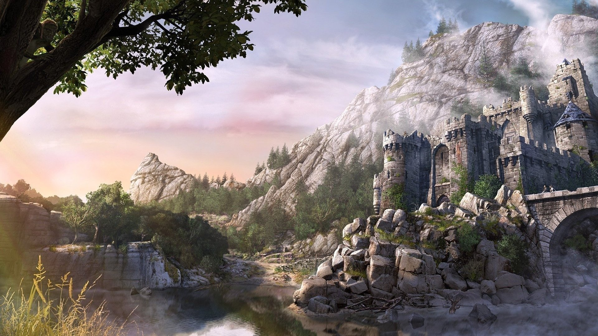 Video Game - Arcania: Gothic 4  Wallpaper