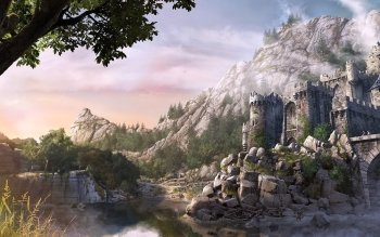 Fantasy - Castle Wallpapers and Backgrounds ID : 126482