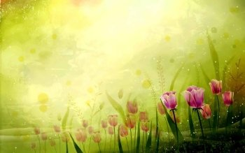 Artistic - Flower Wallpapers and Backgrounds ID : 127942