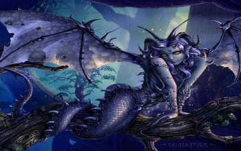 Fantasy - Demon Wallpapers and Backgrounds ID : 129220