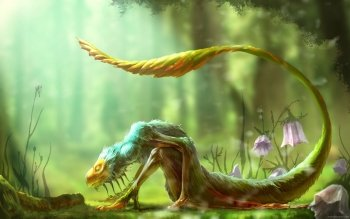 Fantasy - Creature Wallpapers and Backgrounds ID : 129832