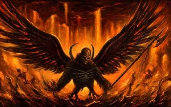 Dark - Angel Wallpapers and Backgrounds ID : 129892