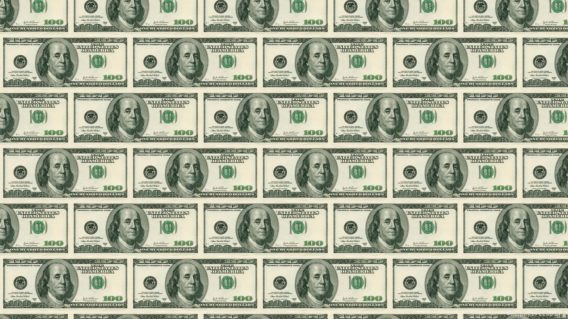 Dollar Hd Wallpaper Background Image 1920x1080 Id