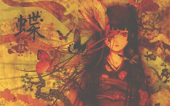 Anime - Jigoku Shojo Wallpapers and Backgrounds ID : 131730