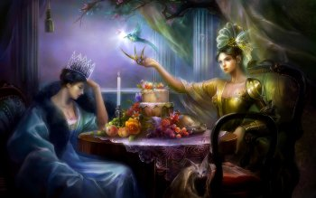Fantasy - Donne Wallpapers and Backgrounds ID : 132610