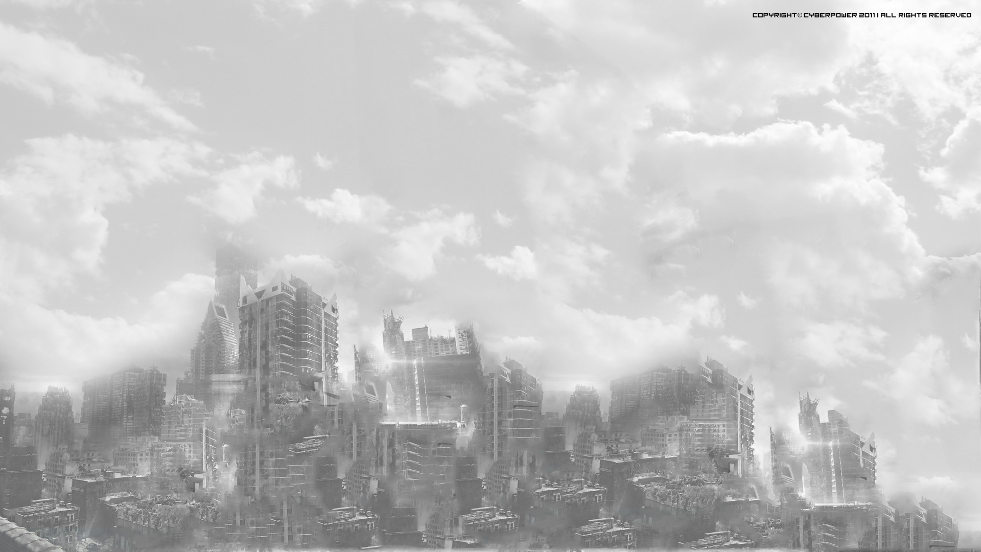 MW3 City Full HD Wallpaper And Background Image