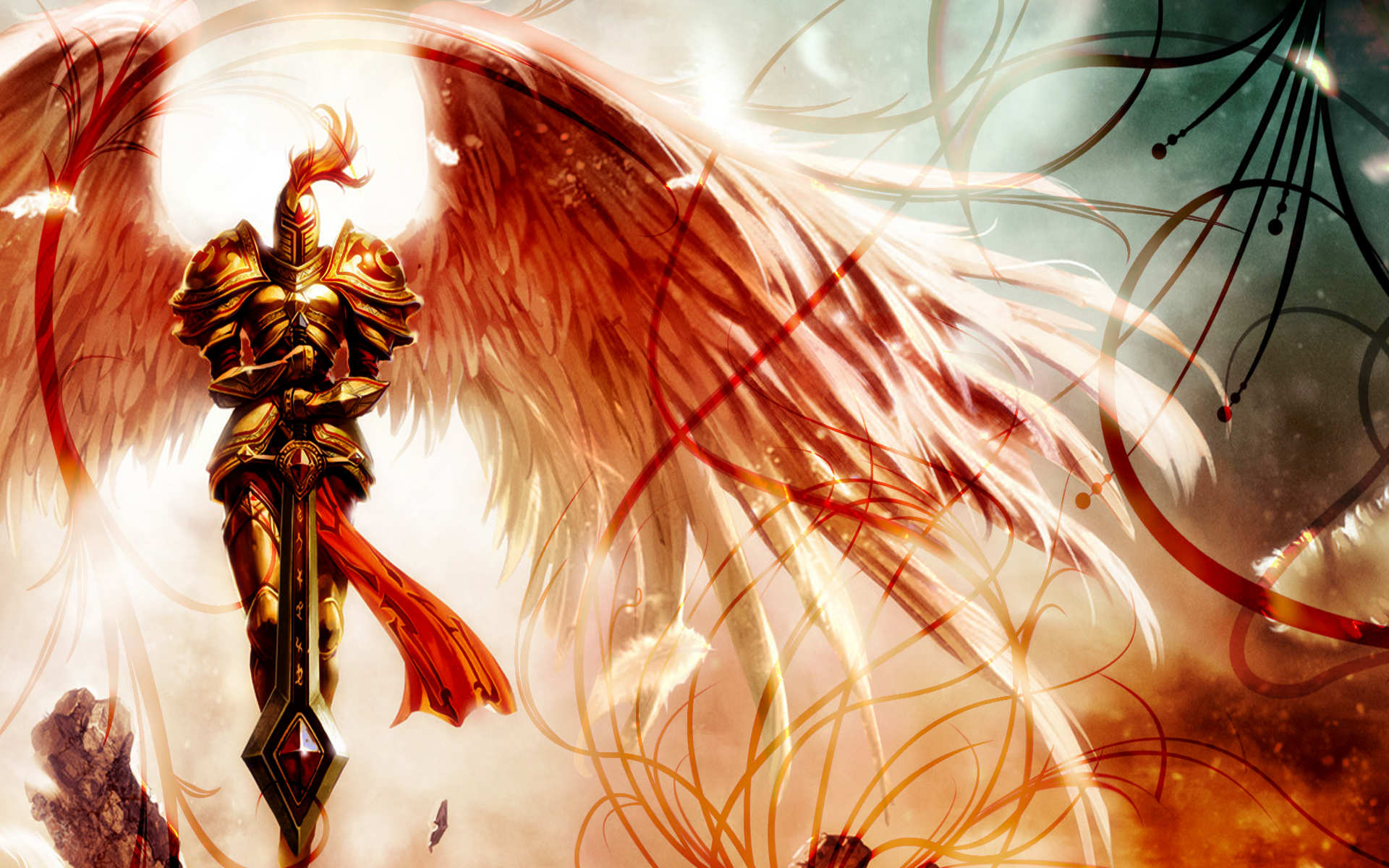 52 kayle league of legends hd wallpapers background images