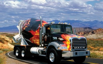 Vehicles - Mack Wallpapers and Backgrounds ID : 134090
