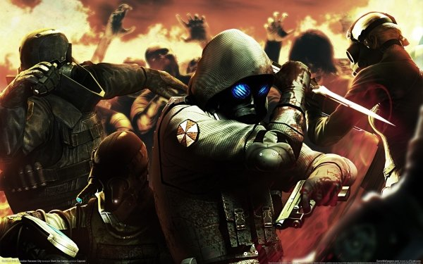 Video Game Resident Evil: Operation Raccoon City Resident Evil HD Wallpaper | Background Image