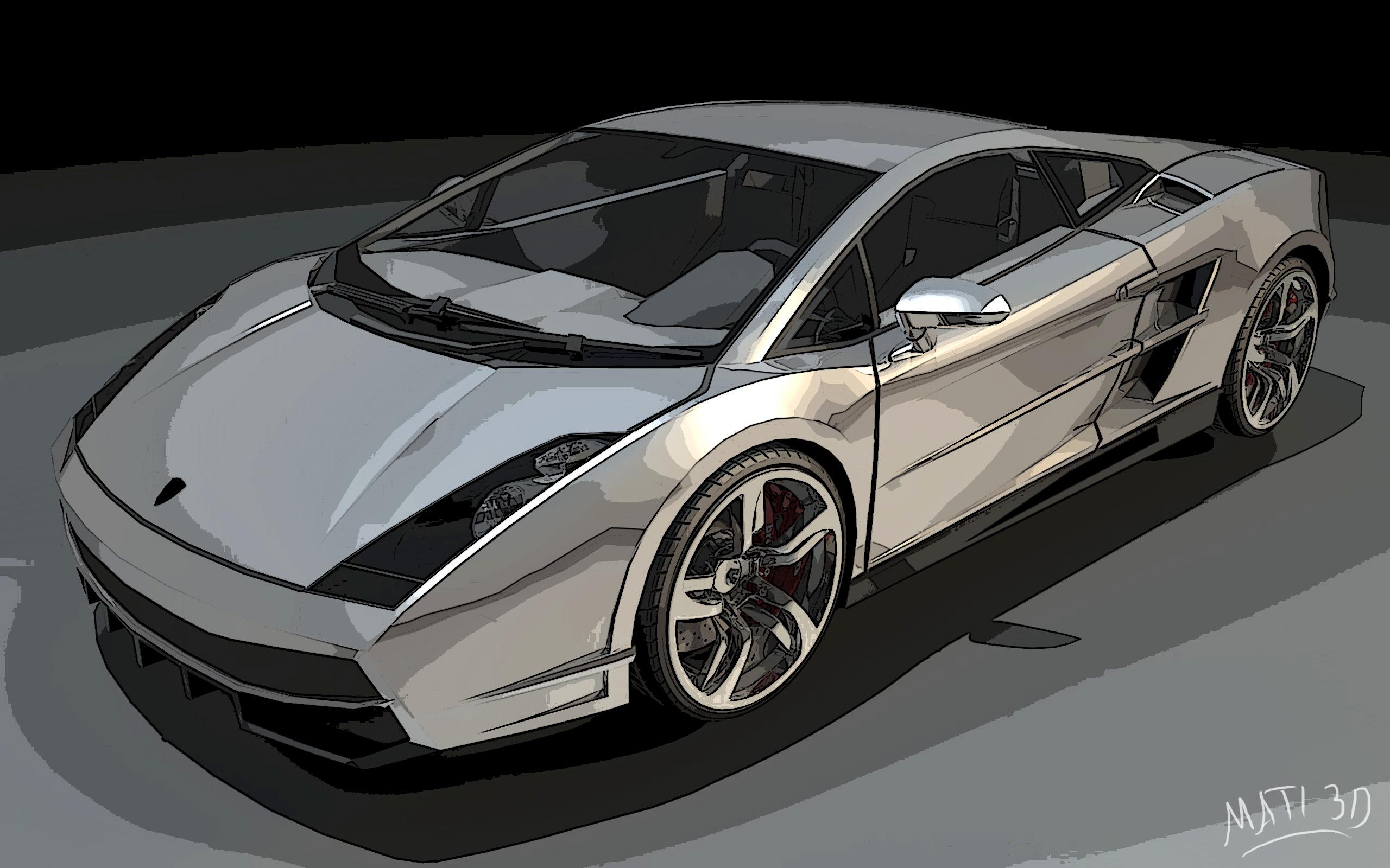 Vehicles - Lamborghini Gallardo  Car Gallardo Lamborghini Wallpaper