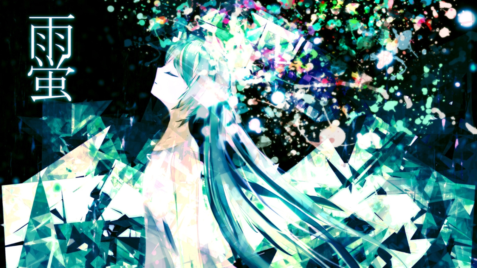 Vocaloid Wallpaper And Background Image 1600x900 Id 139712
