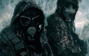 Militär - Gas Masken Wallpapers and Backgrounds ID : 140562