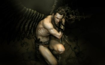 Dark - Angel Wallpapers and Backgrounds ID : 140610