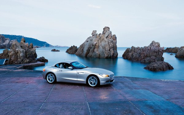Fahrzeuge BMW Z4 BMW Autos Sport Car Silver Car HD Wallpaper | Hintergrund