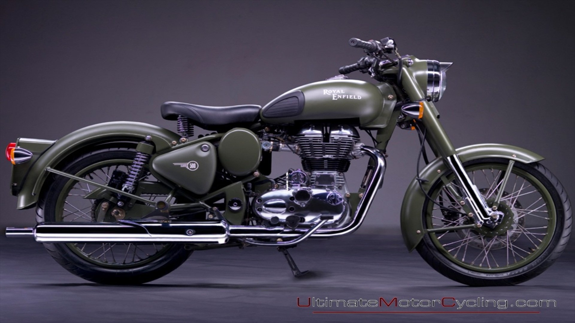 Hd wallpaper royal enfield - Hd Wallpaper Background Id 141920 1920x1080 Vehicles Royal Enfield