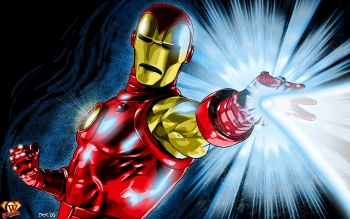 Serier - Iron Man Wallpapers and Backgrounds ID : 14170