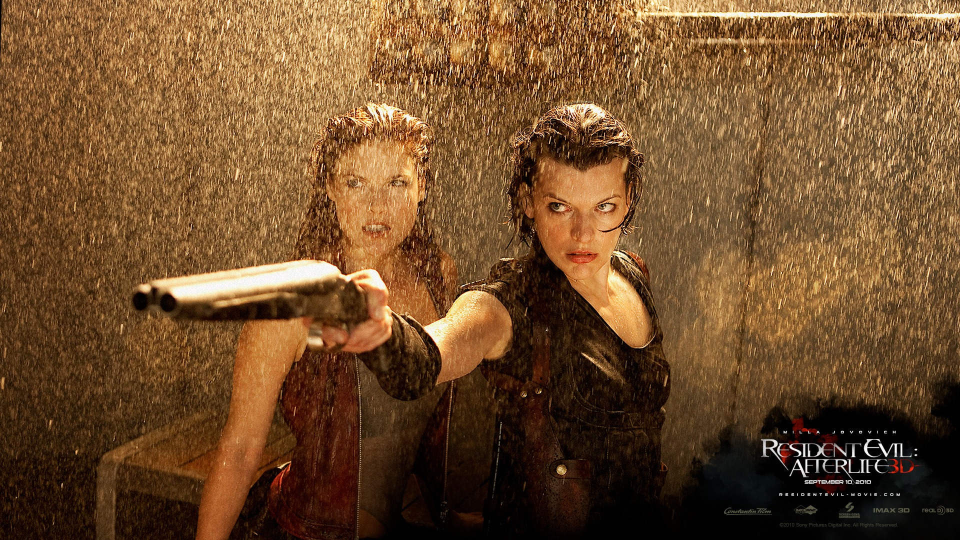 Films - Resident Evil: Afterlife  Wallpaper