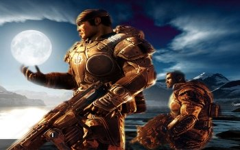 Video Game - Gears Of War 2 Wallpapers and Backgrounds ID : 142030