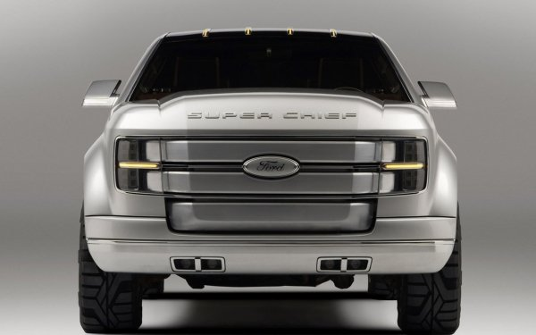 Vehicles Ford Super Chief Ford HD Wallpaper | Background Image