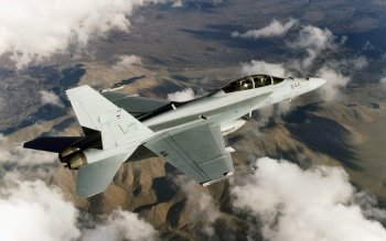 Military - McDonnell Douglas F/A-18 Hornet Wallpapers and Backgrounds ID : 143112