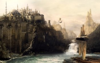 Fantasy - City Wallpapers and Backgrounds ID : 143462